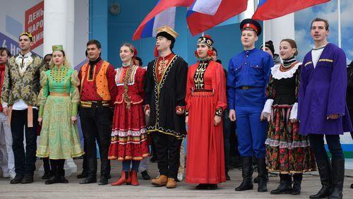 В Тамбове отметили День народного единства