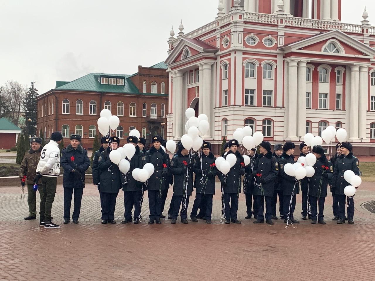 В Тамбове прошел митинг памяти Зои Космодемьянской