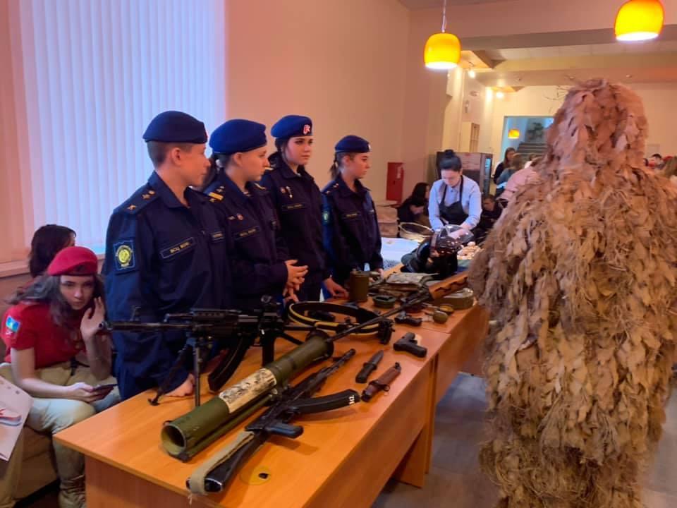 В Тамбове стартовал региональный патриотический форум