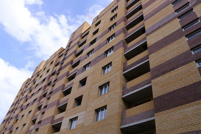 В Тамбове в эксплуатацию ввели последний корпус долгостроя на Интернациональной 69А: на достройку зданий выделили больше 140 млн рублей