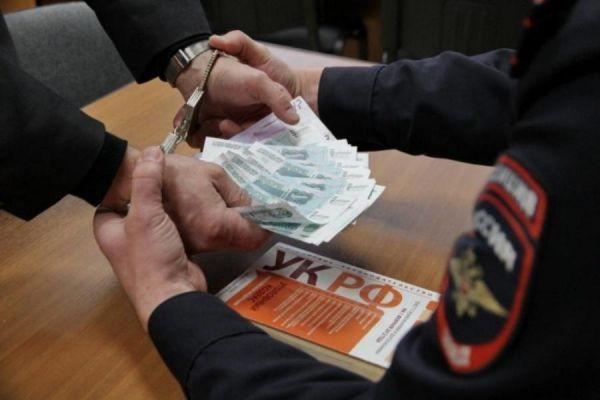 В Тамбове за дачу взятки наказан учредитель коммерческой организации