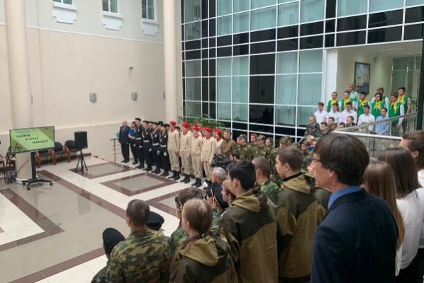 В Тамбовской области стартовал посвященный юбилею Победы проект