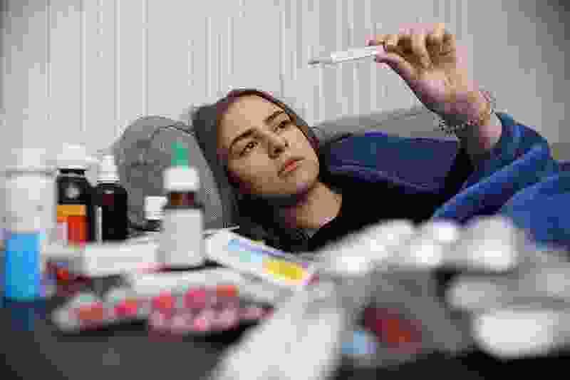 В Тамбовской области за неделю число заболевших ОРВИ выросло почти на 5%