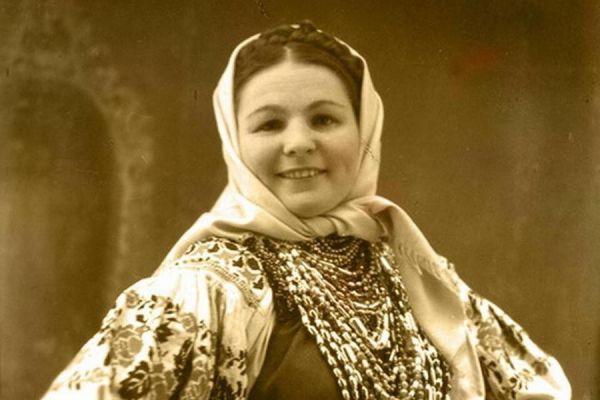В Тамбовском районе установят памятник народной артистке СССР Марии Мордасовой