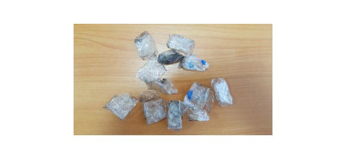 В Тамбовском районе задержали двух молодых людей, которые распространяли наркотики по всей области