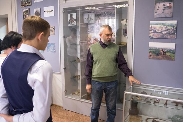 В ТГУ можно увидеть итоги последних археологических исследований в регионе