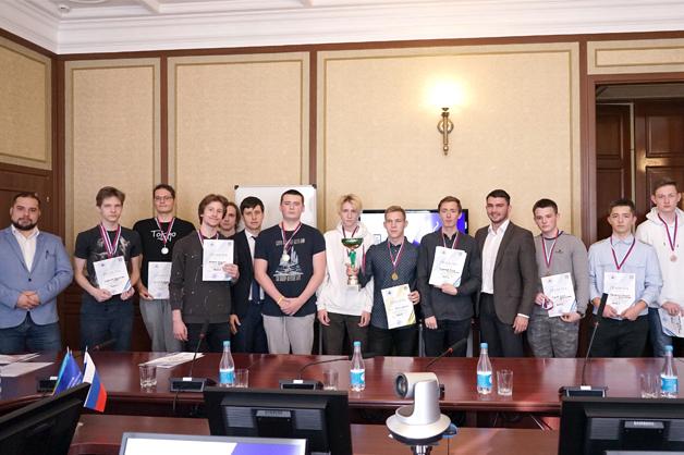 В ТГУ наградили победителей чемпионата Тамбовской области по киберспорту