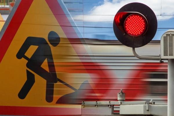 Железнодорожный переезд в Мичуринске частично перекроют для движения транспорта
