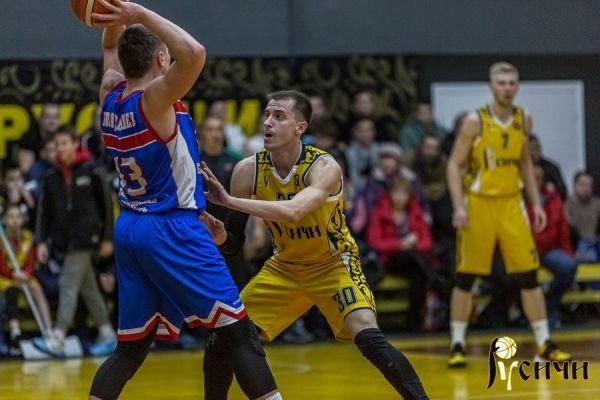 "Баскетболисты ""Тамбова"" одержали четвёртую победу подряд"