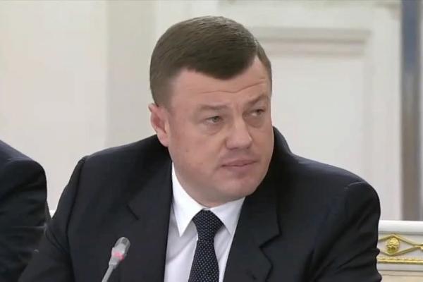 Губернатор Тамбовской области выступил с докладом на Госсовете