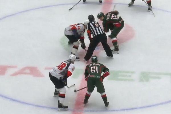 """Хоккеисты """"Тамбова"""" в борьбе уступили одному из лидеров сезона"""