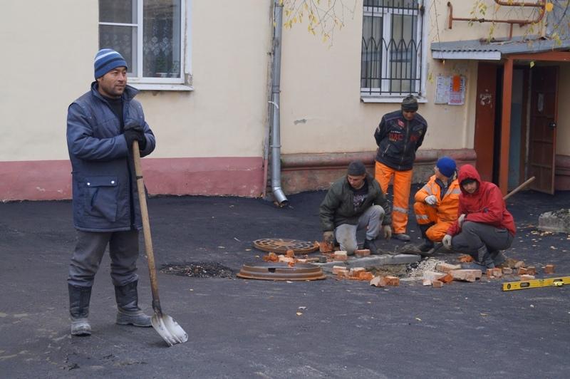 На благоустройство дворов и общественных территорий в 2020 году Тамбовская область затратит меньше средств, чем в этом