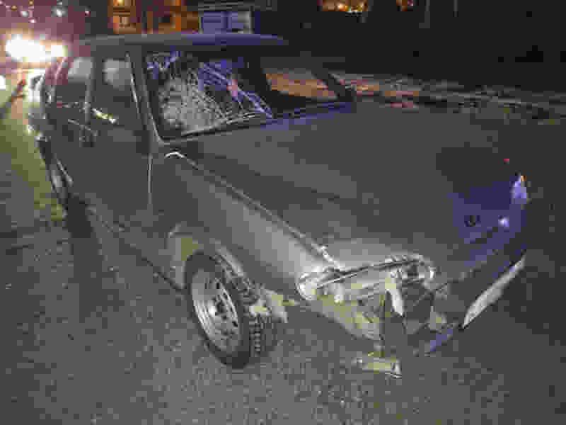 На севере Тамбова легковушка насмерть сбила женщину