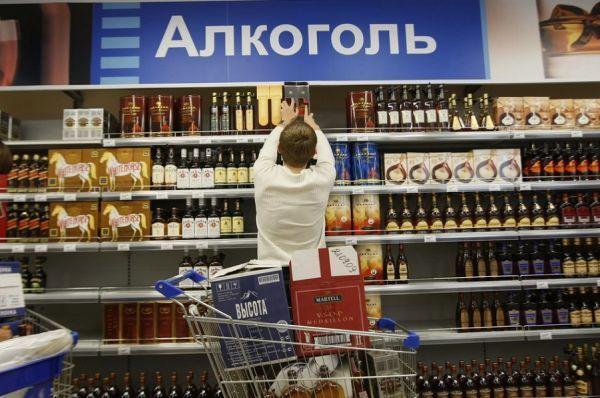 С 1 января в России вырастут цены на водку и коньяк