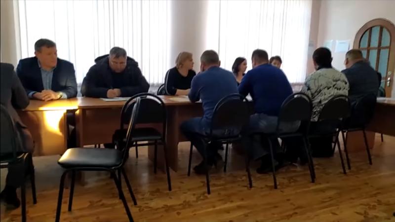В Никифоровском районе Тамбовской области со скандалом выбрали нового главу Дмитриевского поссовета