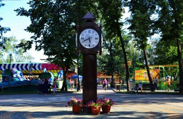 В парке культуры и отдыха в Тамбове появится ещё один фонтан