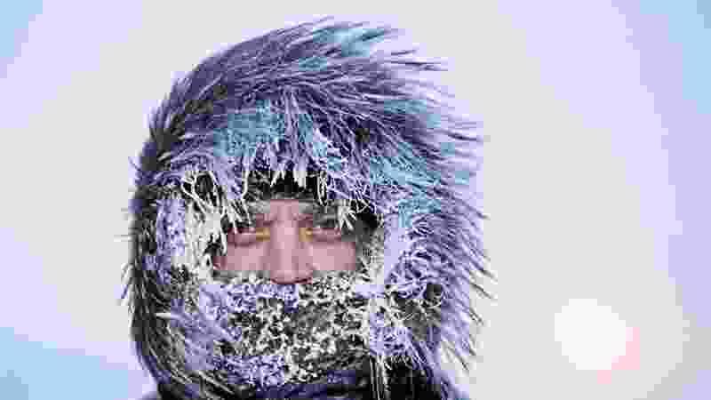 В Тамбовской области в новогоднюю ночь возможны метель и снежные заносы
