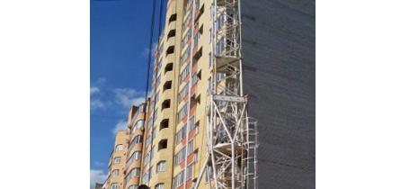 В центре Тамбова достроили многоэтажку, заброшенную компанией семьи Шамоянов