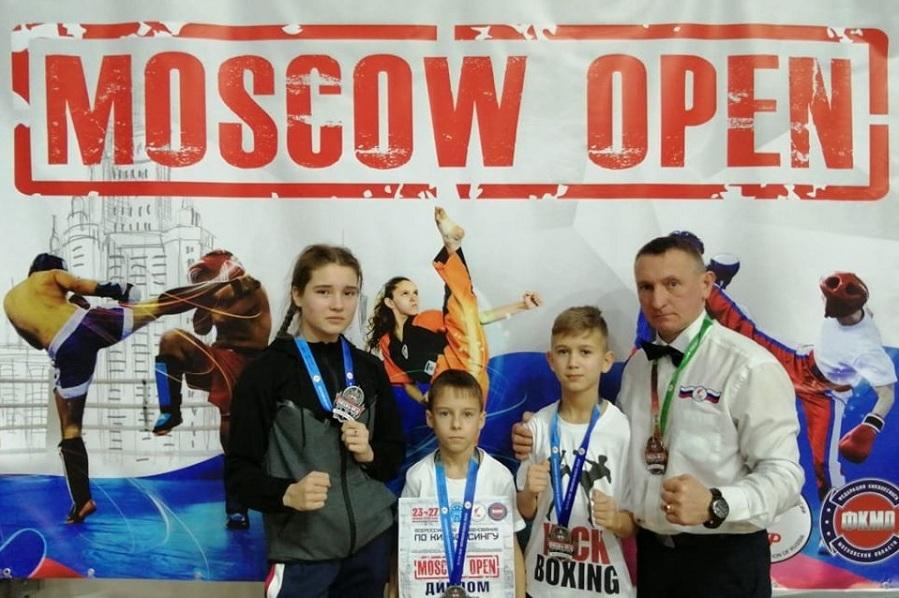 Кикбоксеры из Рассказовского района завоевали серебряные медали на Всероссийских соревнованиях