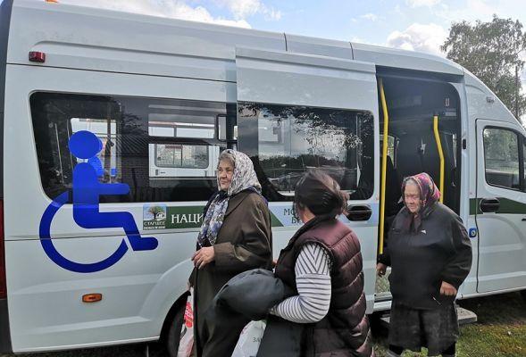 """""""Мобильные бригады"""" помогли перевести в медучреждения более 5 тысяч пенсионеров из тамбовских сёл"""
