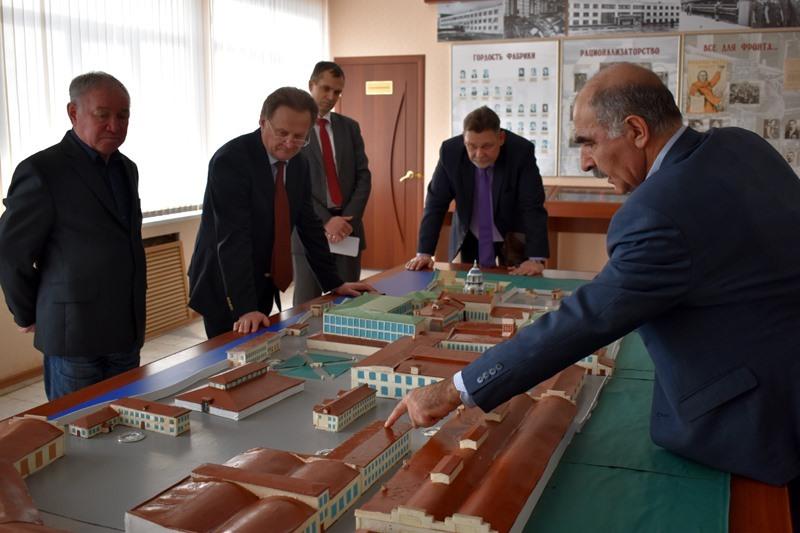 Моршанский текстильный комбинат возобновил свою работу