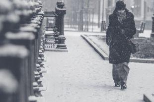 Навыходных вТамбове снова выпадет снег