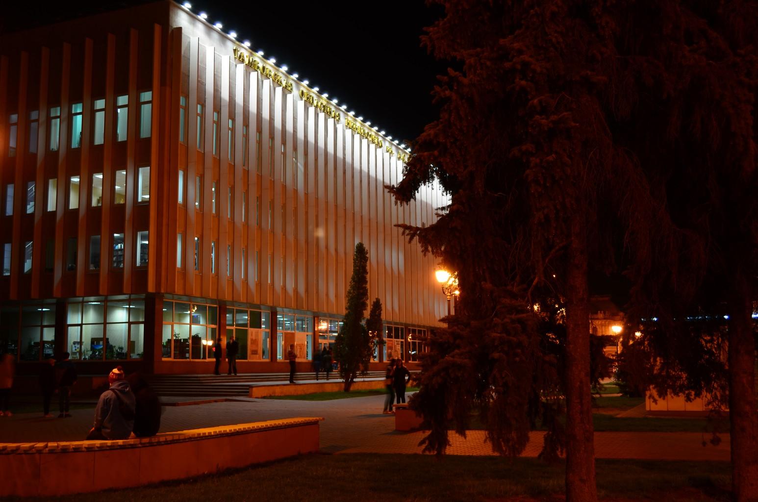 Пустота в культурной жизни Тамбова: где культурно отдохнуть в городе