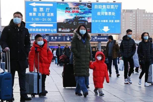Россиянам могут временно запретить выезд в Китай из-за распространения коронавируса