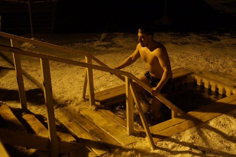 Стали известны места для крещенских купаний в Тамбове: адреса и время ограничения проезда транспорта