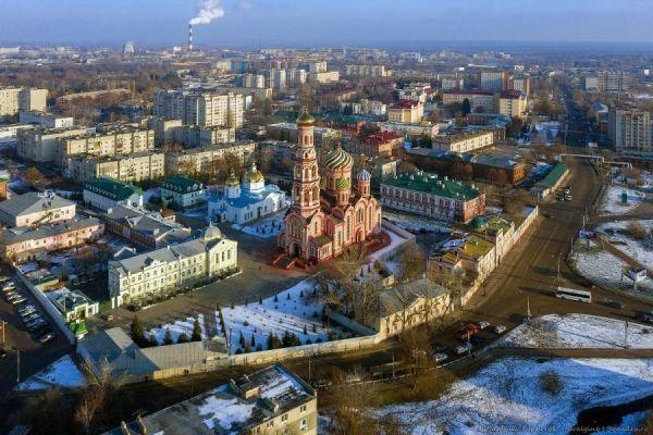 Тамбов вошёл в топ-15 самых привлекательных городов России