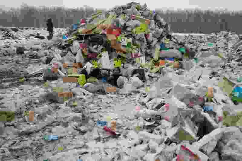 Тамбовская область получит средства на восстановление экологии, включая рекультивацию несанкционированных свалок