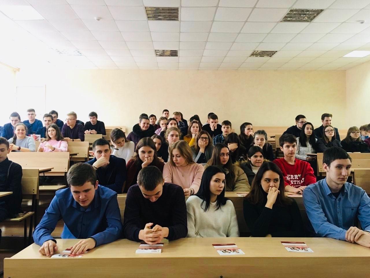 Тамбовский филиал РАНХиГС провел выездной день открытых дверей в Котовске