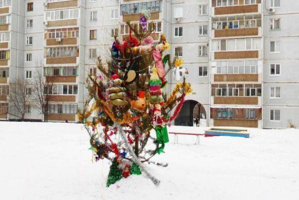 """Участники конкурса """"Мой новогодний город"""" удивили жюри"""
