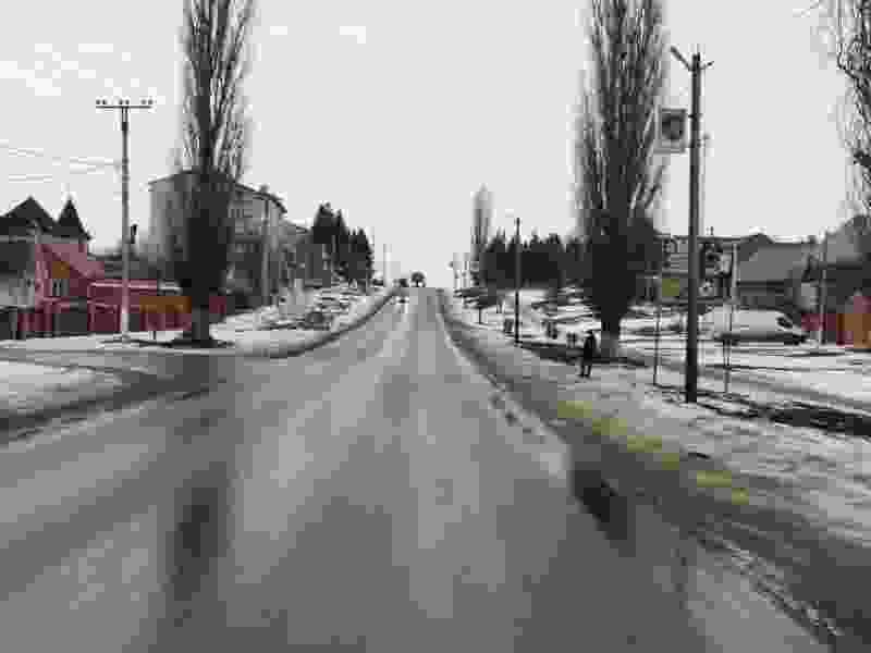 В городе Жердевка Тамбовской области фура насмерть сбила женщину