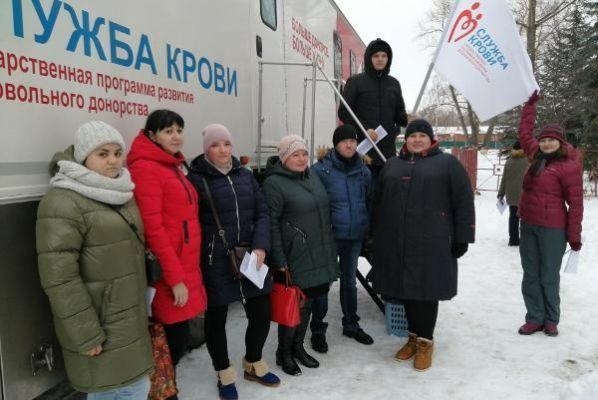 """В Котовске прошла акция """"День донора"""""""
