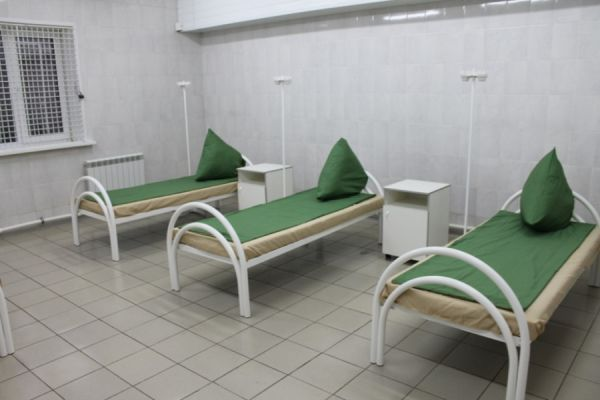 В Мичуринске открыли первый в Тамбовской области вытрезвитель