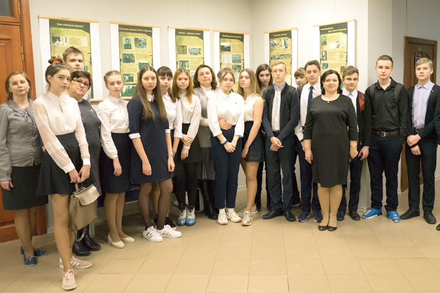 В Музее ТГУ открылась посвященная Холокосту выставка