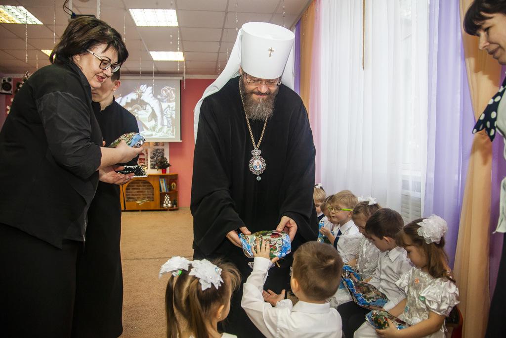 В одном из детских садов Тамбова открыли православную группу