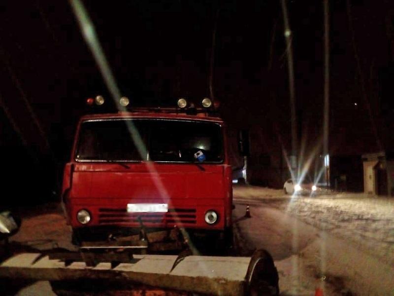 """В Рассказово один человек погиб и двое пострадали в результате ДТП с участием легковушки и """"КамАЗа"""""""