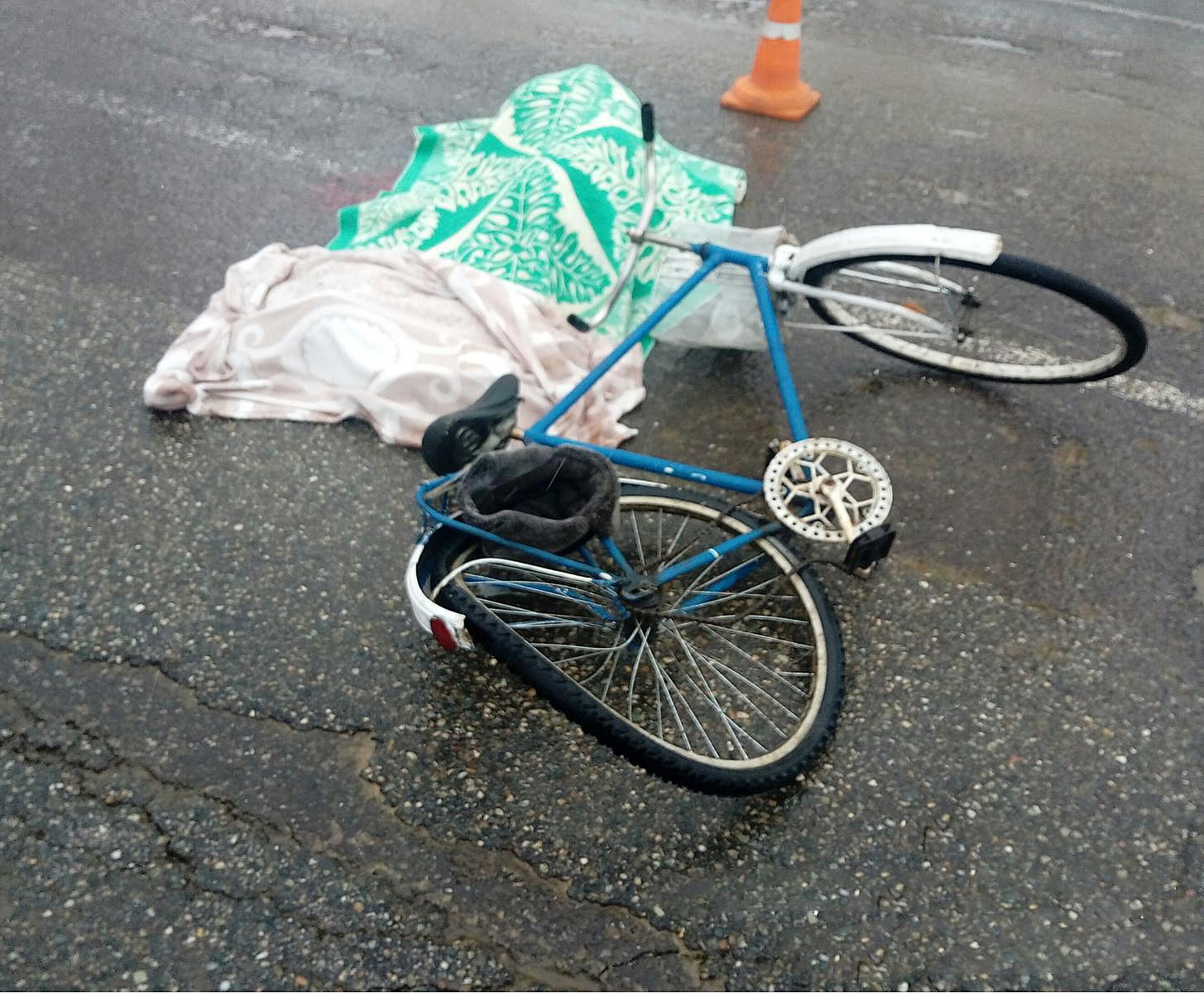 """В Сосновском районе водитель """"Калины"""" насмерть сбил велосипедиста"""