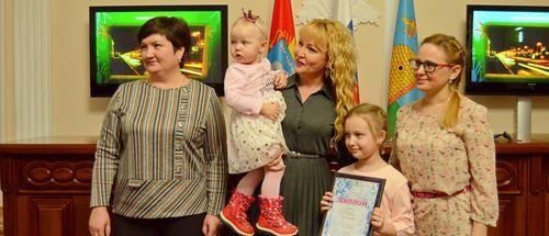В Тамбове наградили победителей городского конкурса «Мой новогодний город»