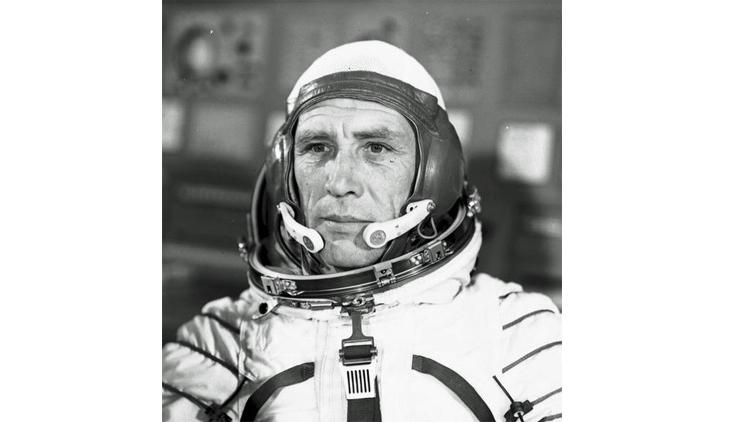 В Тамбове откроется выставка, посвящённая космонавту Льву Дёмину