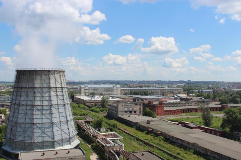 В Тамбове отремонтируют ТЭЦ за 3 млрд рублей по федеральной программе модернизации коммунальной инфраструктуры