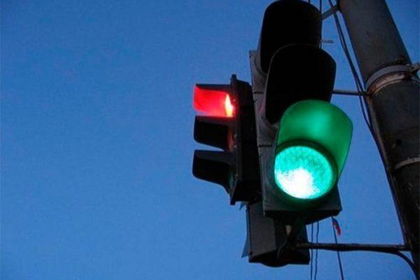 В Тамбове установят еще один светофор на Магистральной