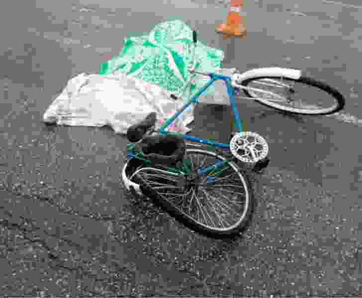 В Тамбовской области легковушка насмерть сбила велосипедиста