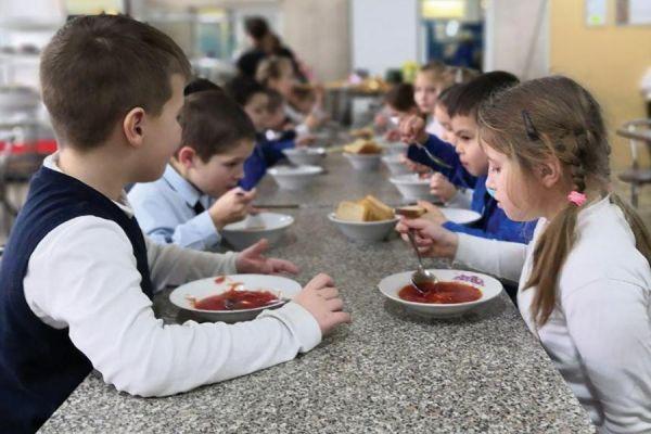 В Тамбовской области проведут мониторинг школьных столовых