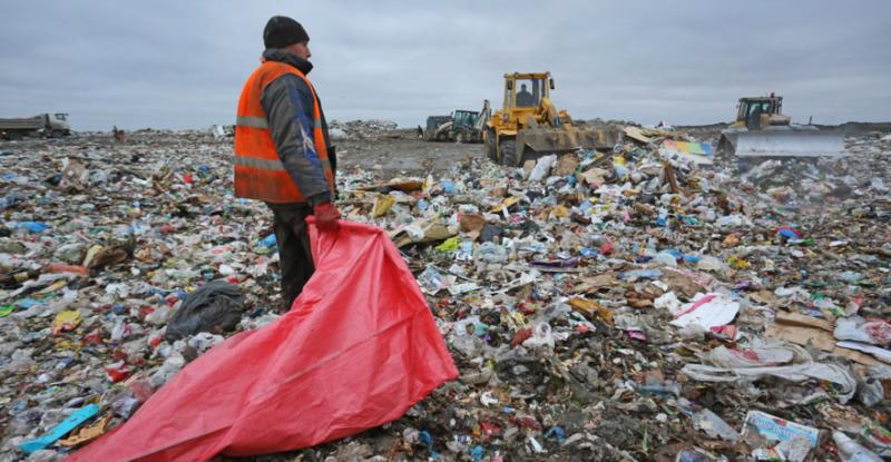 В Тамбовской области рекультивируют крупнейшие мусорные полигоны, один из которых эксплуатировали более 60 лет