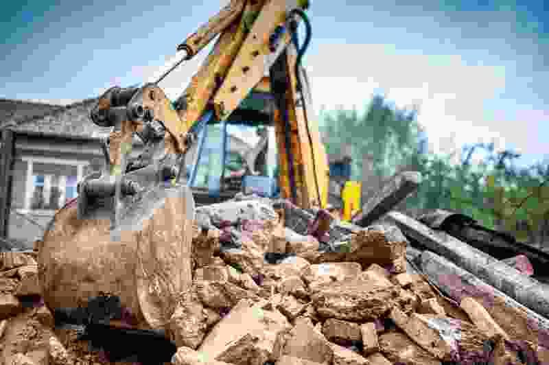 В центре Тамбова больше пяти лет после переселения не могли снести очередной ветхий аварийный дом