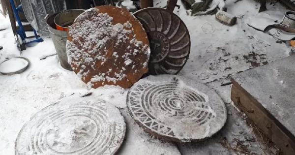 Житель Наро-Фоминска подозревается вкраже крышек канализационных люков вТамбовской области
