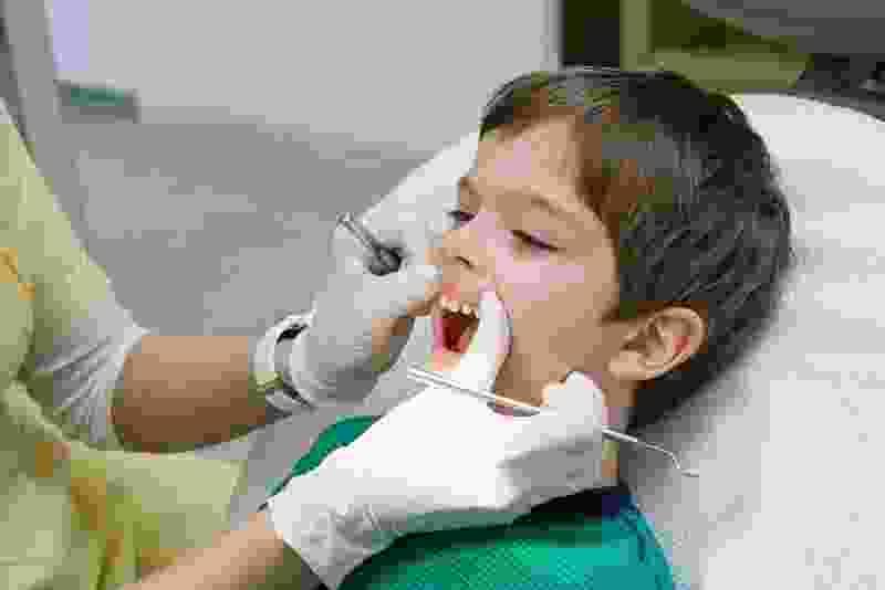 Дети смогут лечить зубы в областной детской больнице на Рылеева